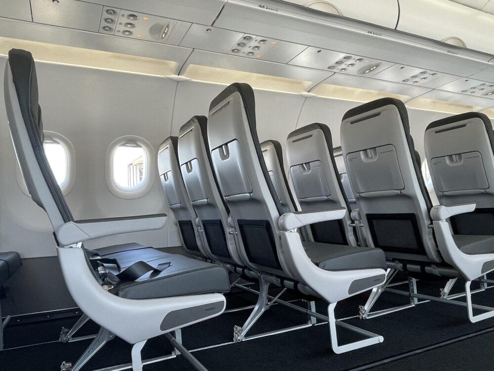 Frontier seats