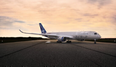 SAS Airbus A350
