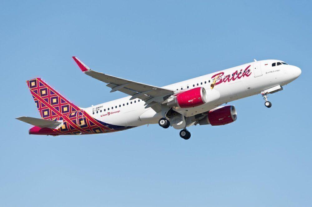 Batik Air A320