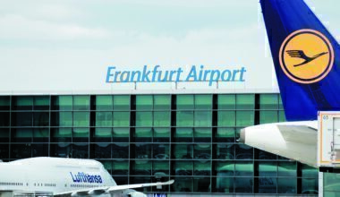 Frankfurt Airport, Terminal 3, Delay
