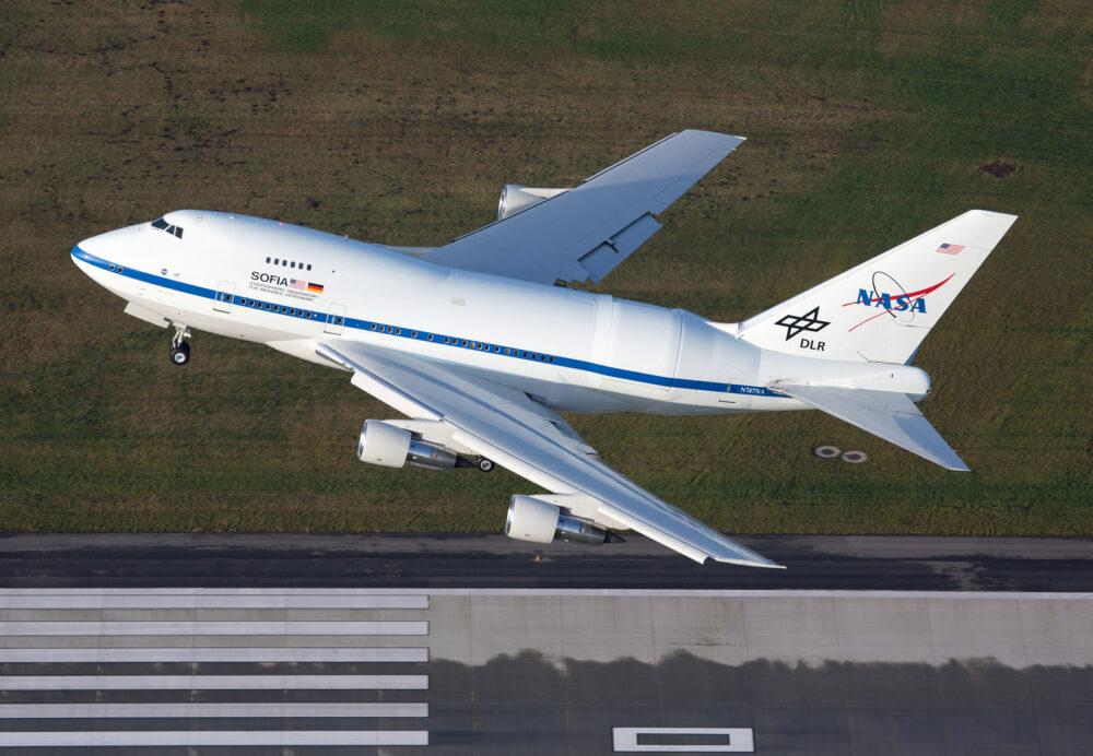 NASA SOFIA 747SP