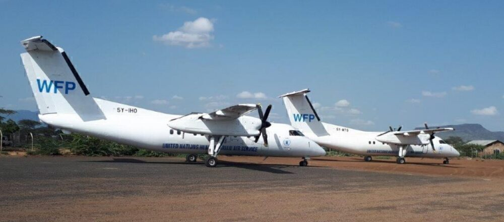 WFP Aircraft