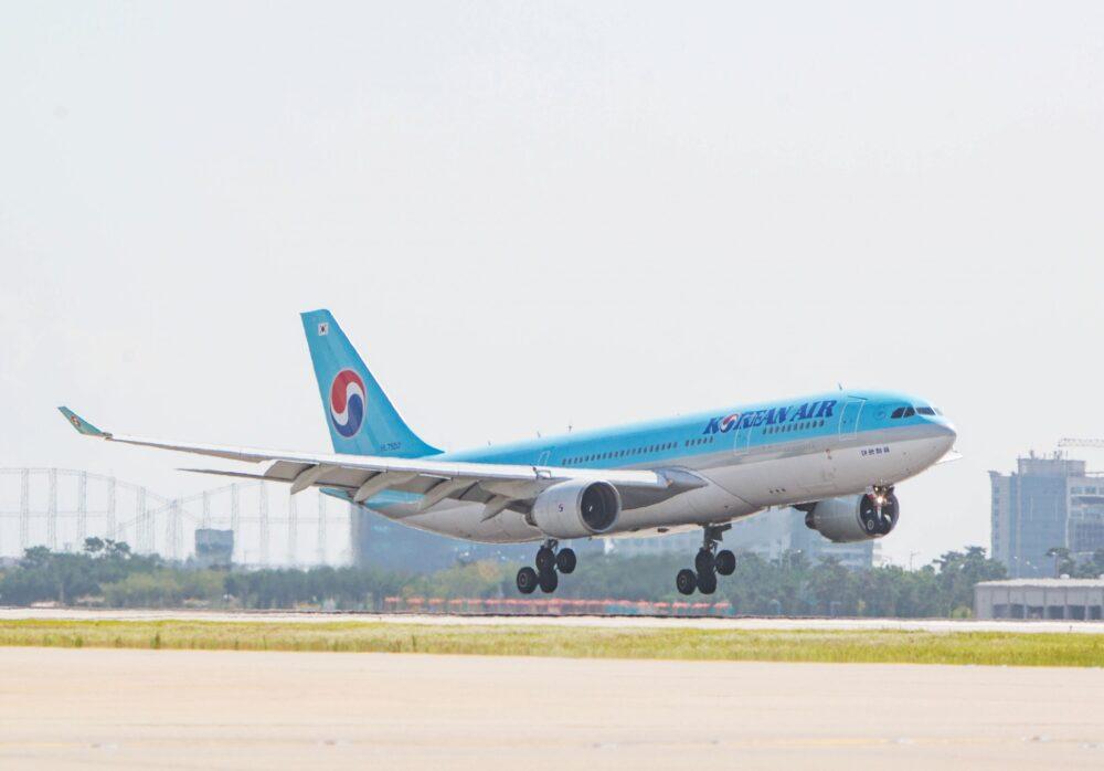 Korean Air A330