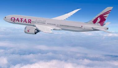 Qatar Airways Boeing 777X
