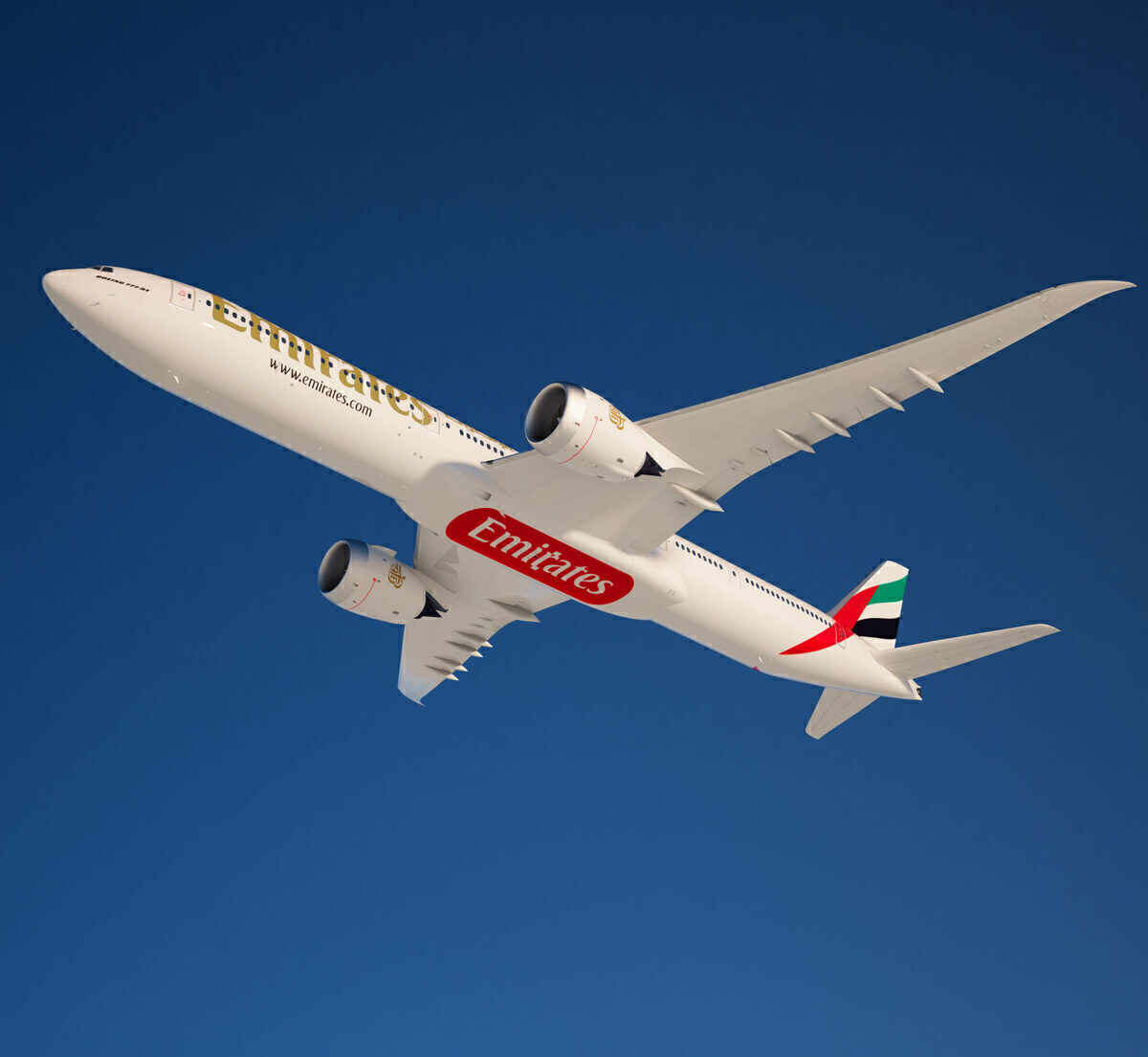 Emirates President: No Visibility On Boeing 777X Deliveries