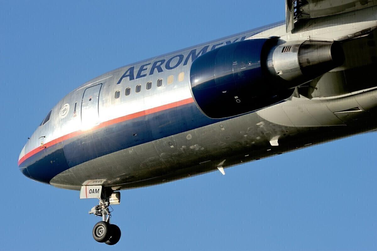 Aeromexico 767