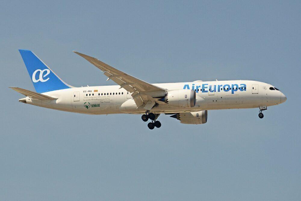 Air Europa B787