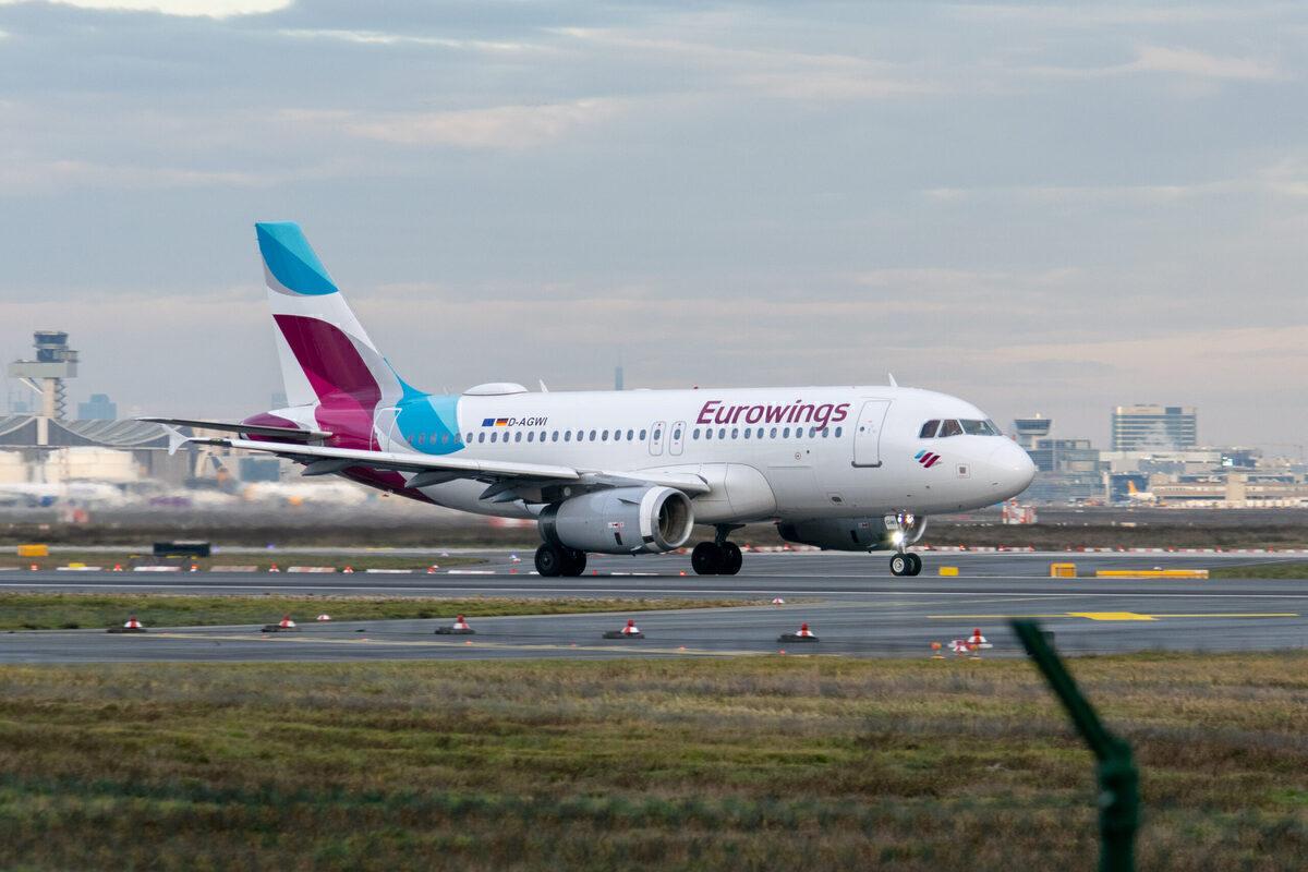 Eurowings, Pan European Airline, Ryanair