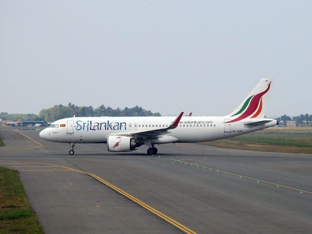 SriLankan A320neo