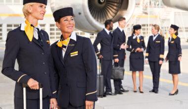Lufthansa, Employees, Too Many