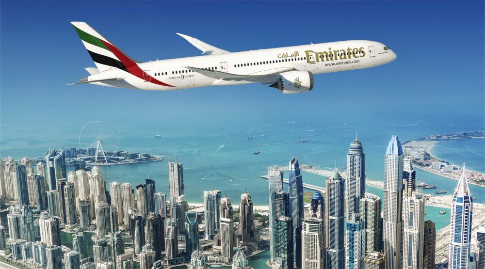 Emirates 787-9