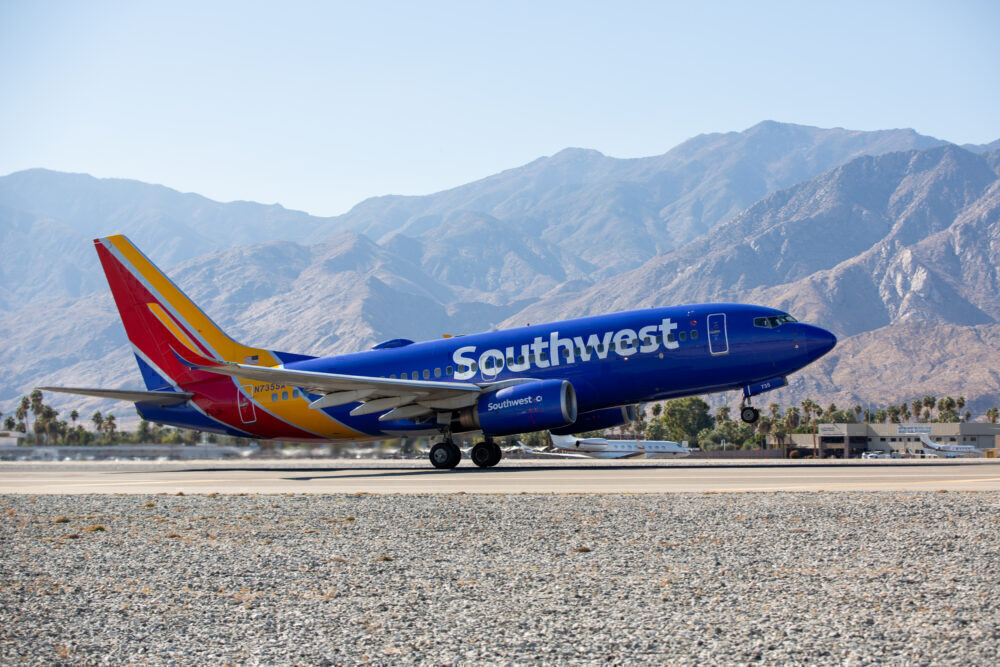 Southwest Palm Springs