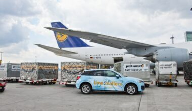 Virgin Atlantic, Lufthansa Cargo, India Aid