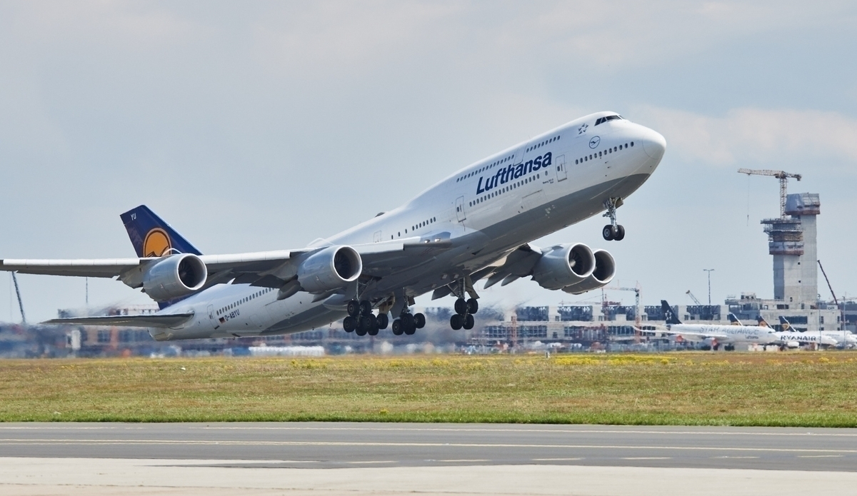 Virgin Atlantic, Lufthansa Cargo, India Aid