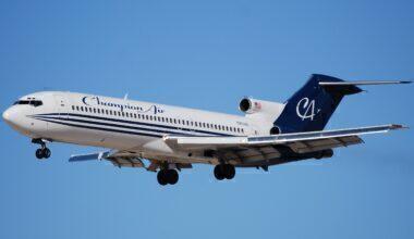 Champion Air Boeing 727