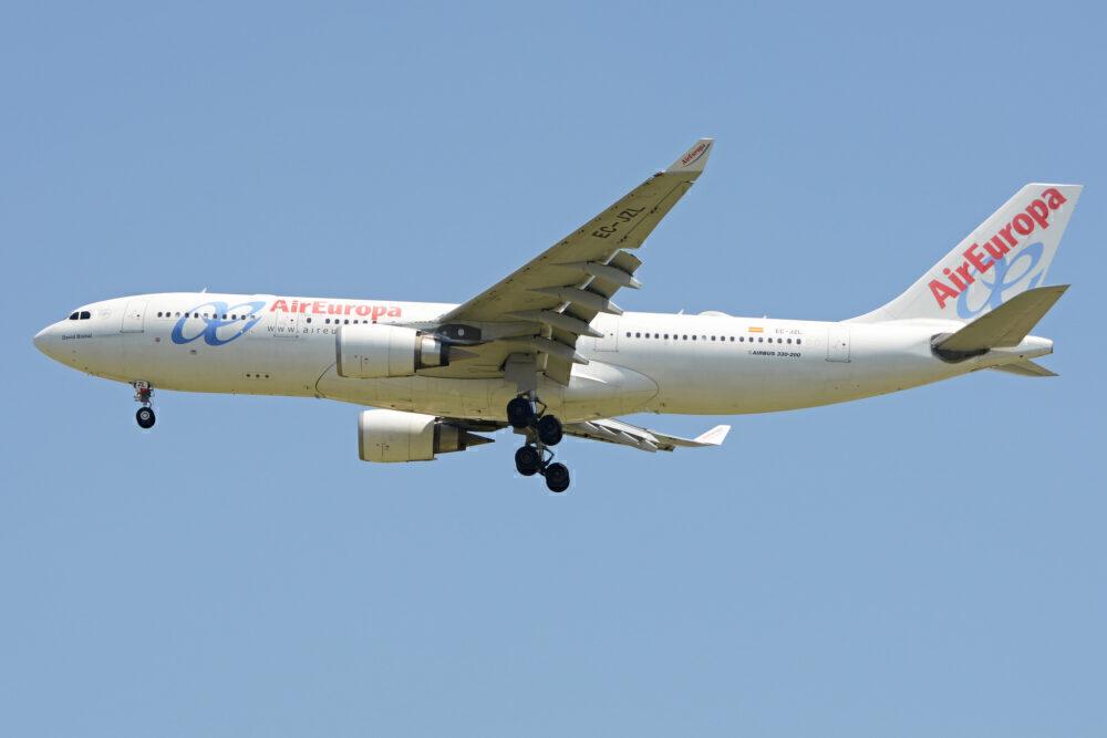 Air Europa Airbus A330