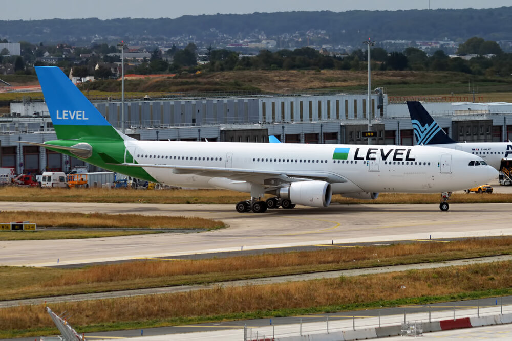 Level France Airbus A330
