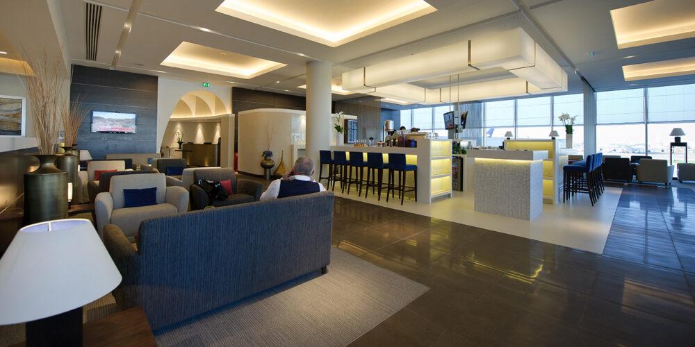 Bahrain Lounge