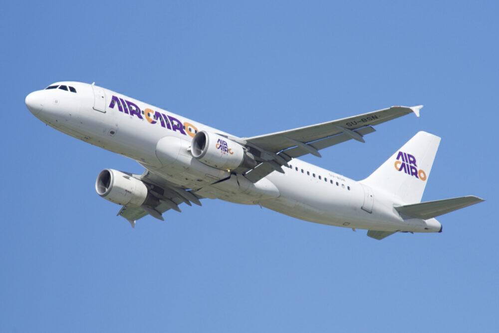 Air Cairo A320-200