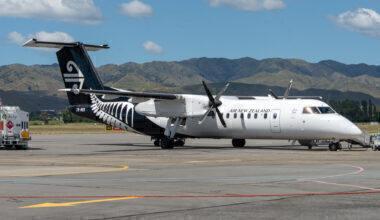 Air New Zealand Dash 8