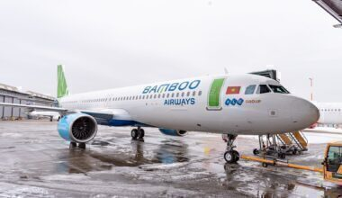 Bamboo Airways Airbus A321neo