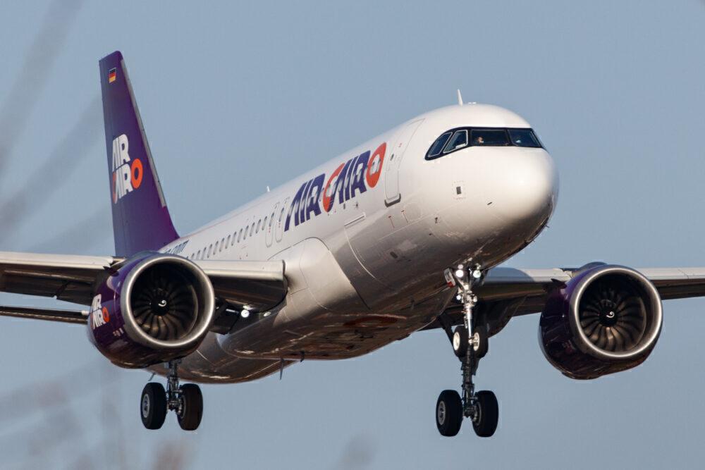 Air Cairo A320neo