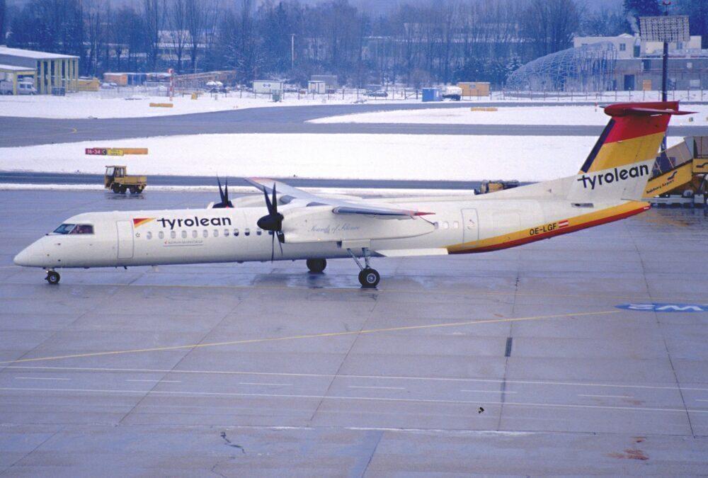 Tyrolean Airways Dash 8