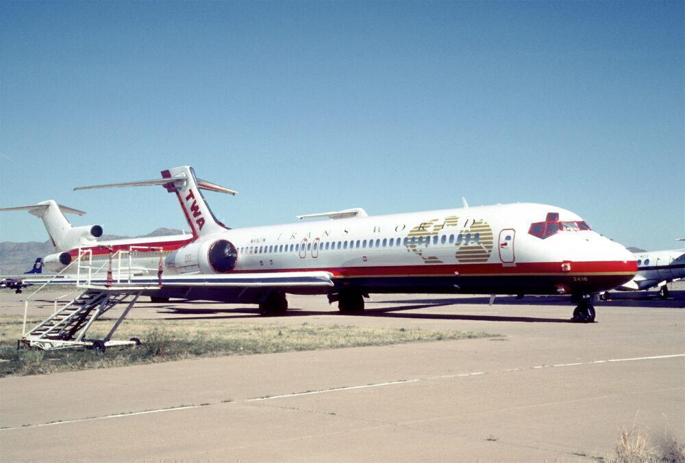 TWA 717