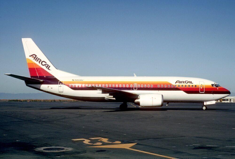AirCal 737