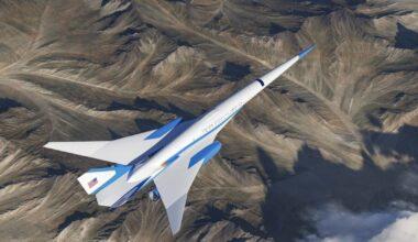 Exosonic Jet