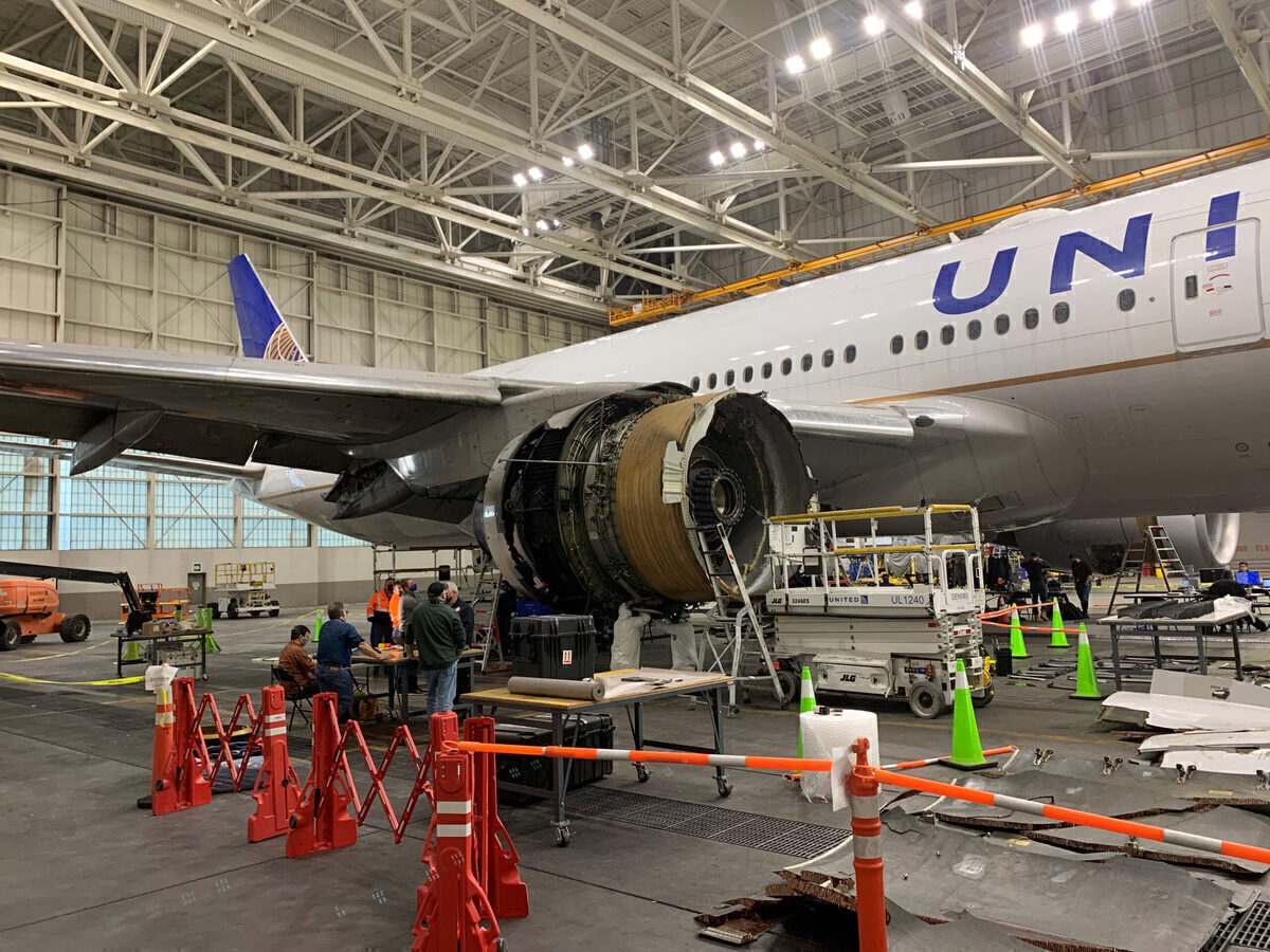 United Airlines Faces More Lawsuits Over Boeing 777 Engine Incident