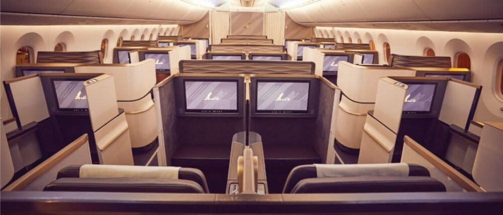 Cabin Gulf Air