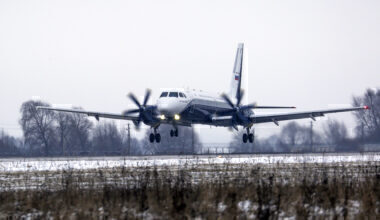 IL-114-300 Aircraft