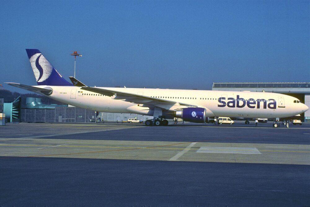 Sabena Airbus A330