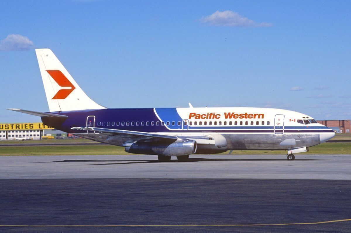 What Happened To Canada's Pacific Western Airlines?  image