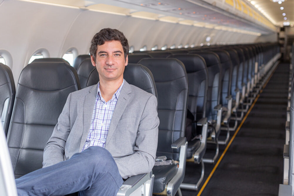 Viva Air Félix Antelo