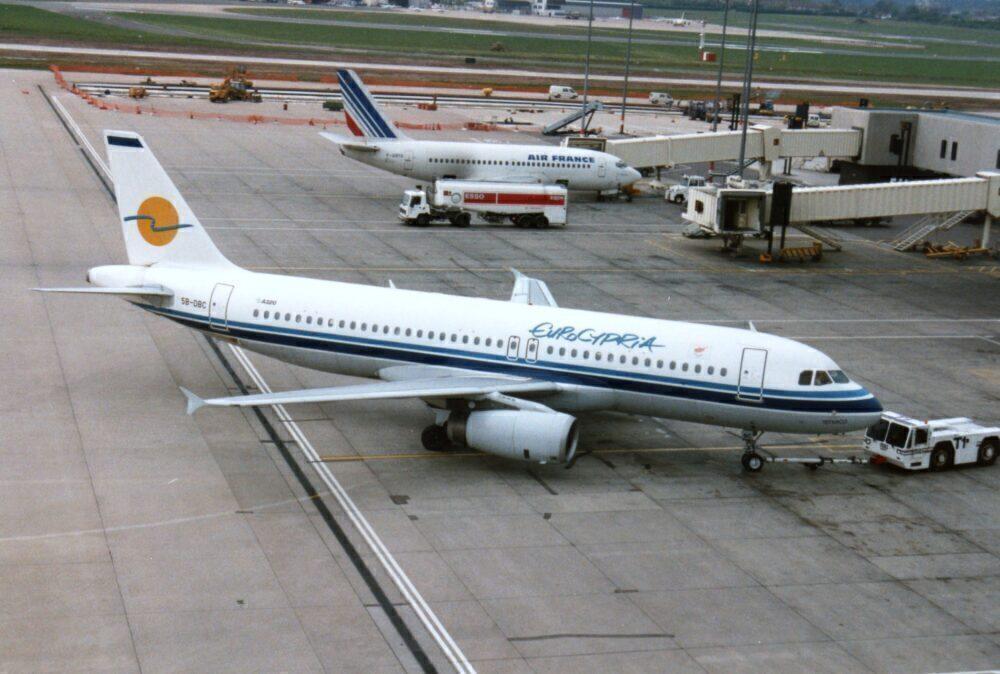 Eurocypria Airbus A320