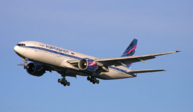 Aeroflot 777-200ER