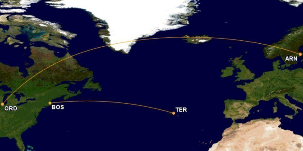 A321LR routes