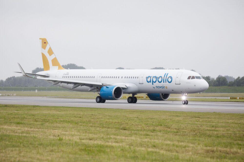 Novair A321neo