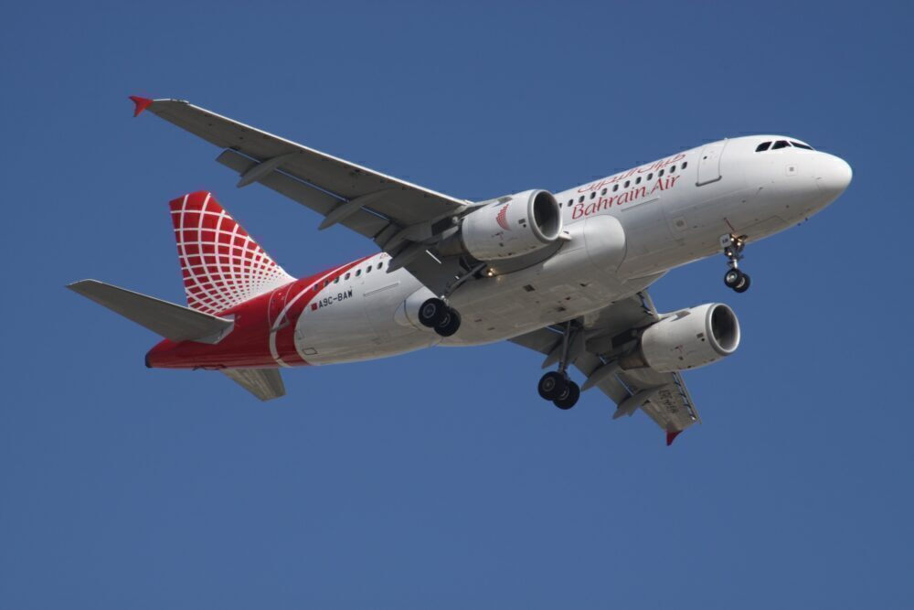 Bahrain Air A319