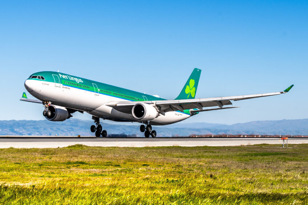 Aer Lingus: The North America-Europe Connection Machine