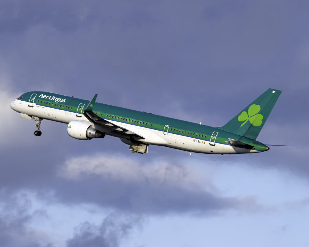 Aer Lingus CEO Critical Of Irish Government Travel Easing
