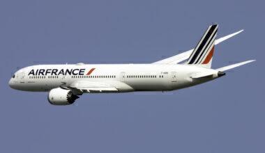 Air France Boeing 787-9 Dreamliner F-HRBI