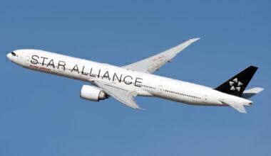 Air India (Star Alliance Livery) Boeing 777-337(ER) VT-ALJ