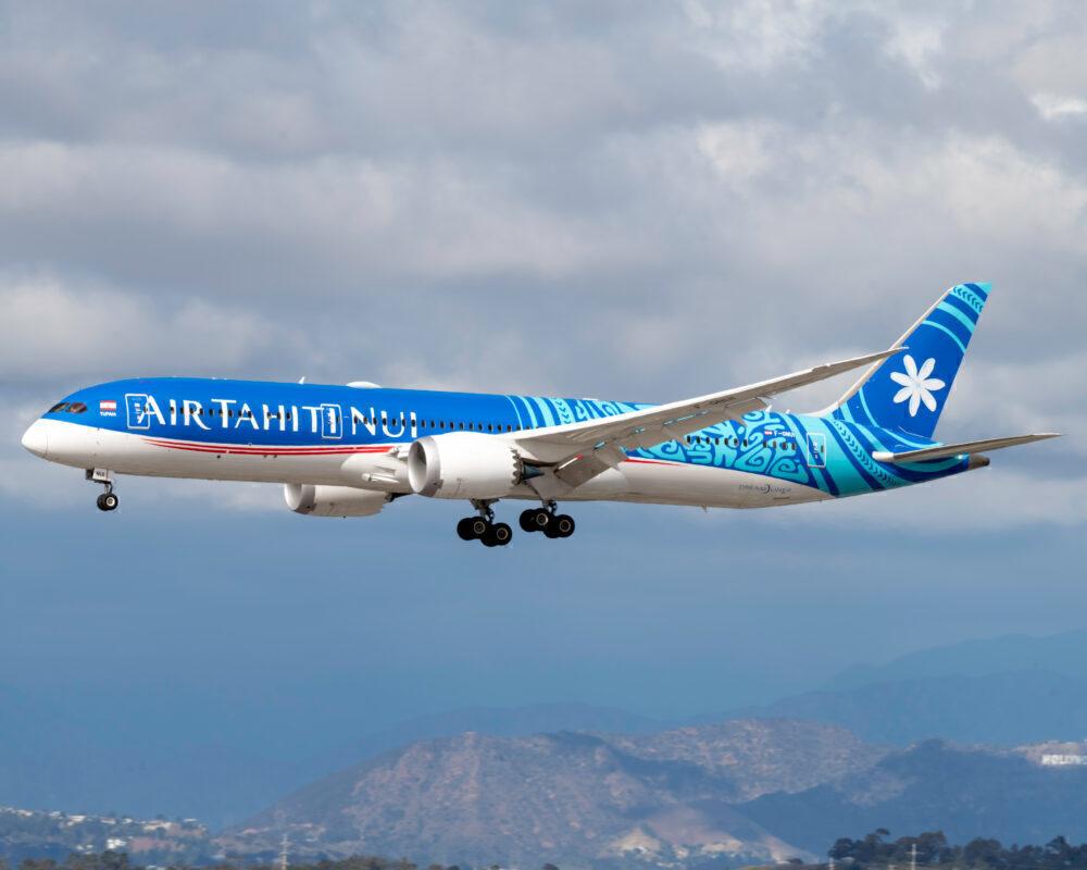 Air Tahiti Nui 787-9