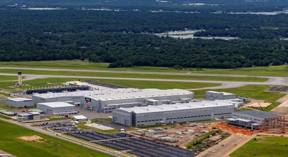 Mobile's Commercial Traffic To Move To Airbus Manufacturing Site