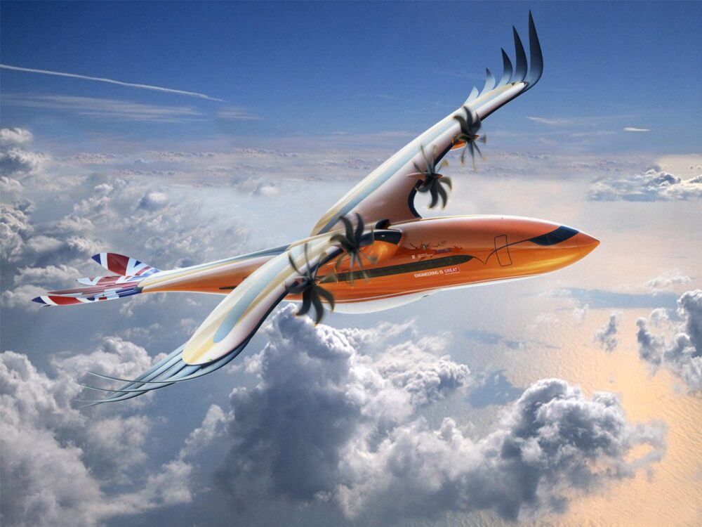 Meet The Airbus Bird Of Prey Concept – To Inspire The Next Generation Of Aircraft Engineers