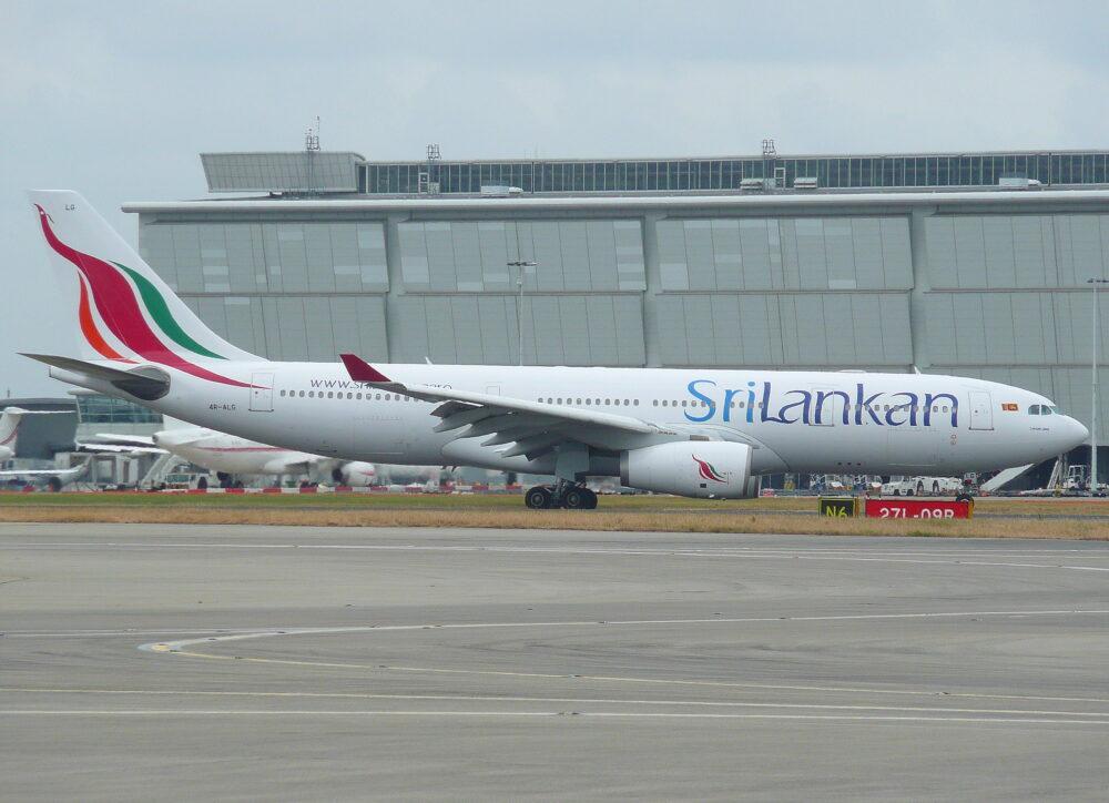 SriLankan Airbus A330-200