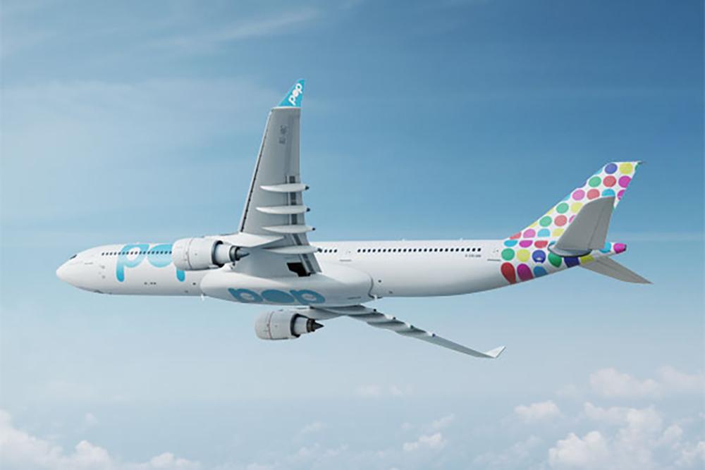flypop Airbus A330